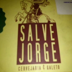 Photo taken at Salve Jorge by Vinícius C. on 7/4/2012