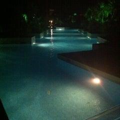 Photo taken at La Laguna Restaurant & Lounge by Eden Marie J. on 8/7/2012
