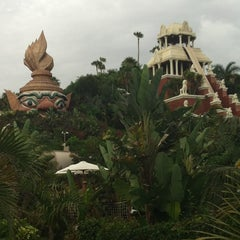 Photo taken at Siam Park by Josh on 8/26/2012