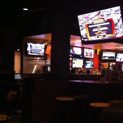 Photo taken at Buffalo Wild Wings by Franco A. on 3/4/2012