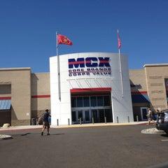 Photo taken at Marine Corps Exchange by John E. on 7/25/2012