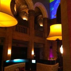 Photo taken at W Hotel by Víctor L. on 4/1/2012