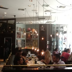 Photo taken at Dishoom by Dion R. on 7/11/2012