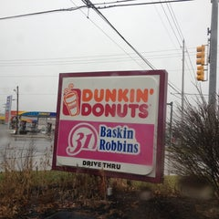 Photo taken at Dunkin Donuts by Darragh L. on 2/4/2012