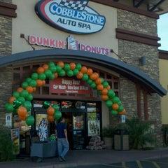 Photo taken at Cobblestone Auto Spa by Robert M. on 3/17/2012