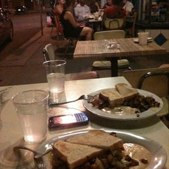 Photo taken at YJ's Snack Bar by Maria B. on 7/8/2012