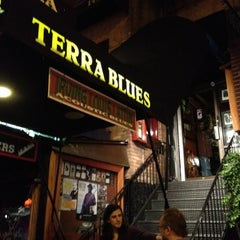 Photo taken at Terra Blues by Eszter G. on 9/10/2012