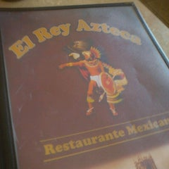 Photo taken at El Rey Azteca by Eli C. on 6/27/2012