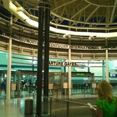 "Photo taken at Cincinnati / Northern Kentucky International Airport (CVG) by Regis ""K-Drama"" J. on 6/29/2012"