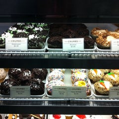 Photo taken at Crumbs Bake Shop by Amanda B. on 3/3/2012