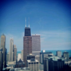 Photo taken at InterContinental Chicago Magnificent Mile by Ed G. on 8/18/2012