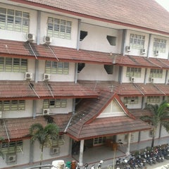 Photo taken at Gedung A - UNTIRTA by Claudy Y. on 9/12/2012