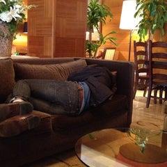 Photo taken at The Heathman Hotel Kirkland by Steve H. on 2/25/2012
