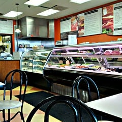 Photo taken at Morrisville Deli by Bob F. on 3/22/2012
