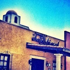 Photo taken at Parilla De San Miguel by Saulo R. on 5/30/2012