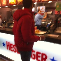 Photo taken at Hesburger by Jussuf A. on 3/22/2012