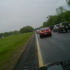 Photo taken at I-96 by Erik E. on 5/12/2012