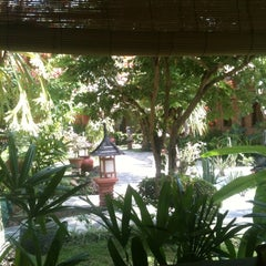 Photo taken at Puri Mas Boutique Resorts & Spa by Victor M. on 6/4/2012