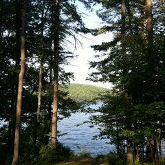 Photo taken at Deep Creek Lake by Sarah F. on 7/6/2012