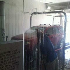 Photo taken at All Seasons Car Wash by Leo F. on 5/16/2012