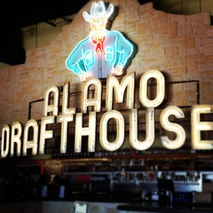 Photo taken at Alamo Drafthouse Cinema – Lakeline by Drew C. on 5/28/2012