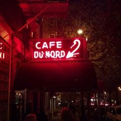 Photo taken at Cafe Du Nord by Daniel C. on 3/29/2012