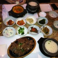 Photo taken at Jang Su Jang by Altan A. on 2/24/2012