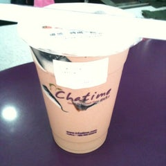 Photo taken at Chatime by Crazy ting on 5/25/2012