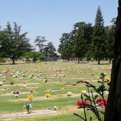 Photo taken at Clovis Cemetary by MaMoosie M. on 5/19/2012