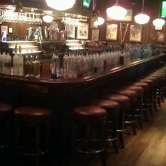 Photo taken at BlackFinn American Grille by Allison B. on 8/20/2012