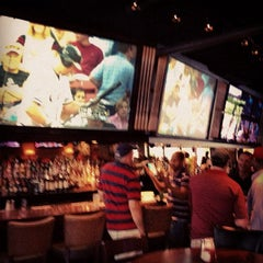 Photo taken at Jerry Remy's Sports Bar & Grill by Chad L. on 7/19/2012