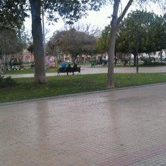 Photo taken at Plaza de Armas by Seba M. on 8/15/2012