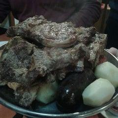 Photo taken at Restaurant 4 Puntos by Daniela M. on 8/26/2012