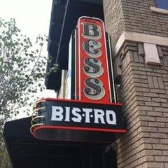 Photo taken at Bess Bistro by Natalie H. on 2/26/2012