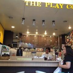 Photo taken at Play Coffee (เพลย์ คอฟฟี่) by NuT_TaTee K. on 4/17/2012