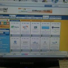 Photo taken at SuperBid - Leilão Oficial Online by Talita C. on 3/20/2012