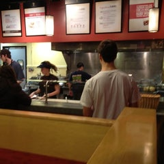 Photo taken at Qdoba Mexican Grill by Cody F. on 2/21/2012