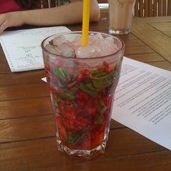 Photo taken at Cafe Pavlína by Tereza L. on 5/2/2012
