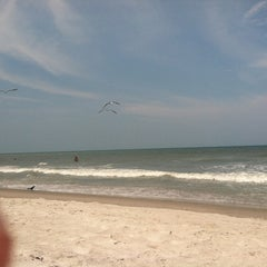Photo taken at Cocoa Beach by David on 5/31/2012