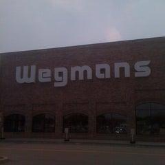 Photo taken at Wegmans by Joseph F. on 5/25/2012