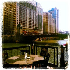 Photo taken at Fulton's on the River by victoria on 6/5/2012