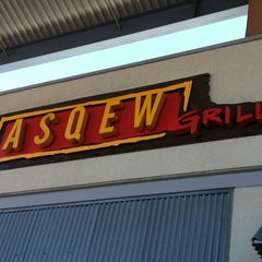 Photo taken at Asqew Grill by RON REESER on 6/3/2012