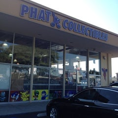 Photo taken at Phat Collectibles by Cicada C. on 8/5/2012
