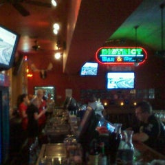 Photo taken at Lavaca Street Bar & Grill by Wayne O. on 4/15/2012