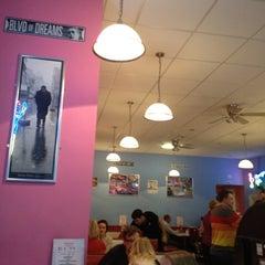 Photo taken at Stateside Diner by Ali B. on 5/3/2012
