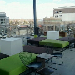 Photo taken at Aloft Leawood - Overland Park by Tim O. on 3/3/2012
