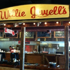 Photo taken at Willie Jewell's Old School Bar-B-Q by Steve P. on 4/1/2012