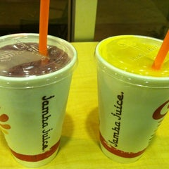 Photo taken at Jamba Juice by Christine G. on 8/6/2012