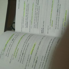 Photo taken at 프린스턴리뷰 어학원 (The Princeton Review) by Hannah K. on 6/12/2012