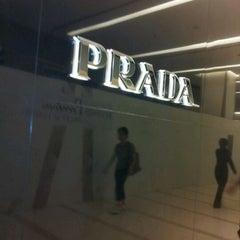 Photo taken at Prada by Cherry D. on 5/7/2012
